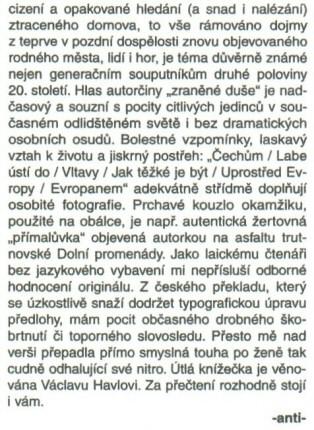 Forum Kritiken und Kommentare